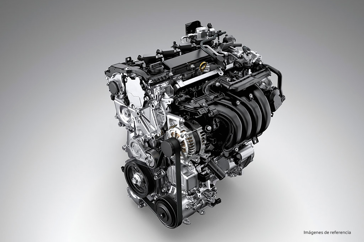 Motor 2.0L Dynamic Force.
